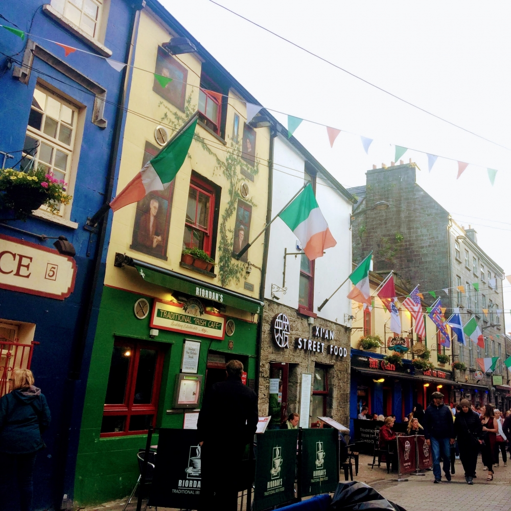 Sean Cummings explains why Keltie's office in Galway is the perfect location post-Brexit.